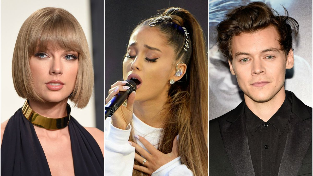 Taylor Swift, Rihanna, Harry Styles, And More Stars Send Their Love To Las Vegas