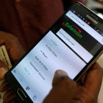 Mobile payment for goods up 71 per cent