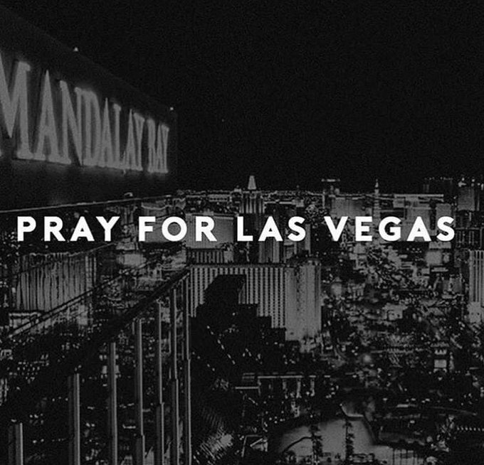 Praying for everyone who has been affected by this horrible tragedy! #VegasStrong https://t.co/2rXR5