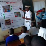 Over 200,000 pupils receive road safety training