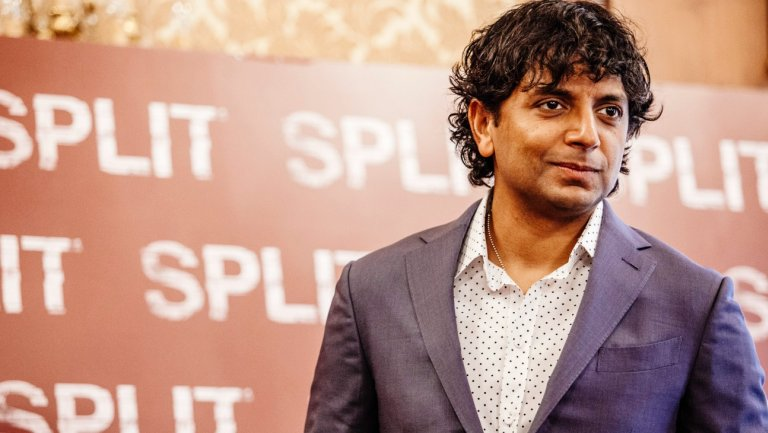 Universal, Disney team up for @MNightShyamalan's