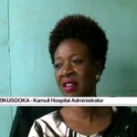 Kamuli hospital suffers from water shortage