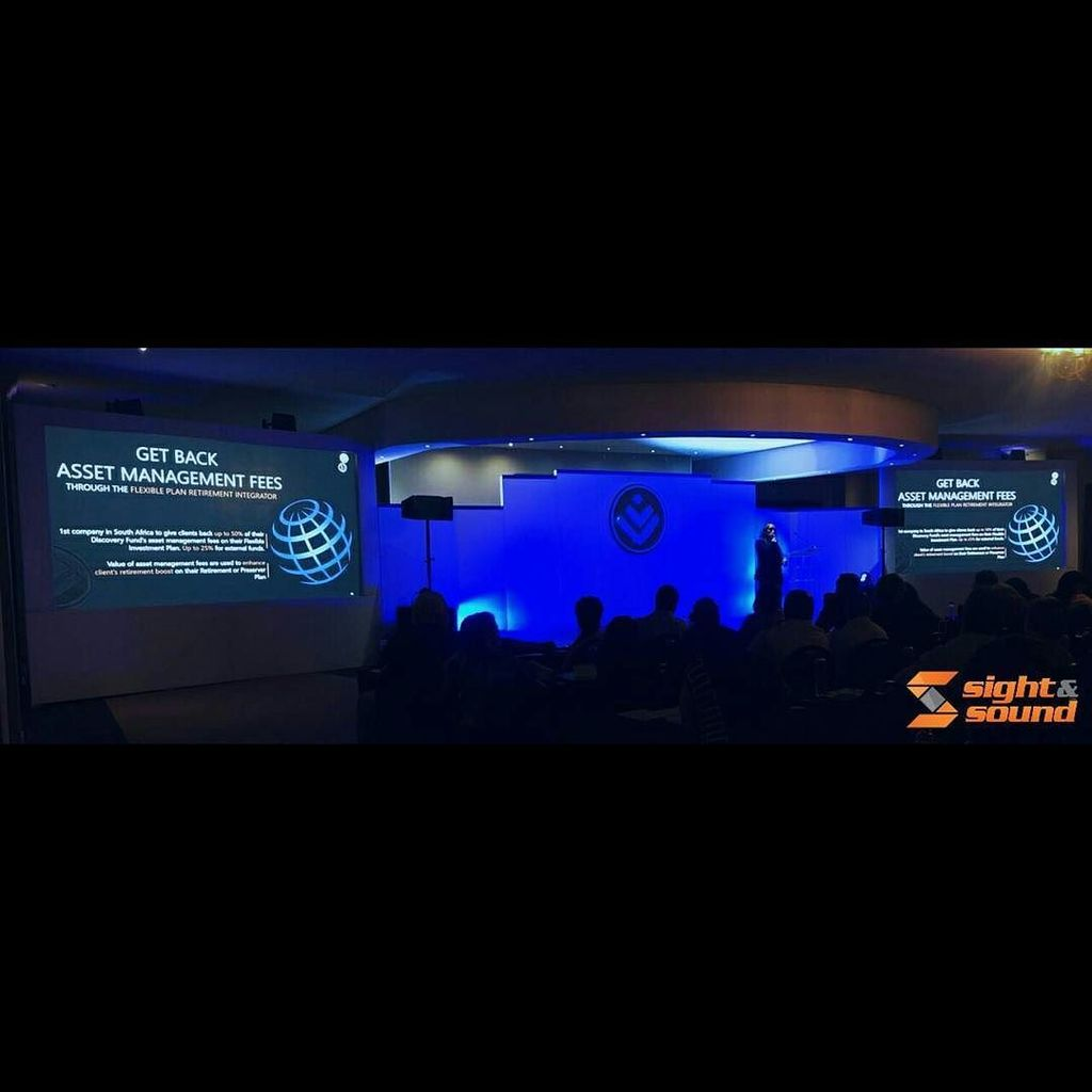 test Twitter Media - This week, Sight and Sound Johannesburg created another  successful conference at the Velmoré Hotel. . . . #lighting #stage #sound #screens… https://t.co/rPfjrws6hp
