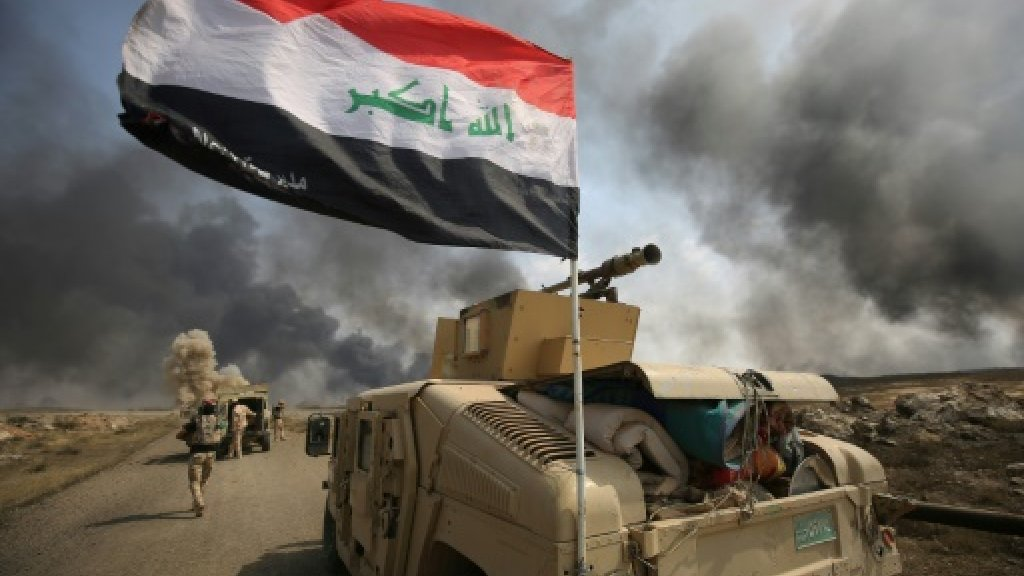 Iraq forces claim recapture of IS-held areas near Hawija