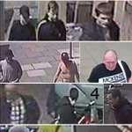 Police issue CCTV images after 10 bikes were stolen from railway stations