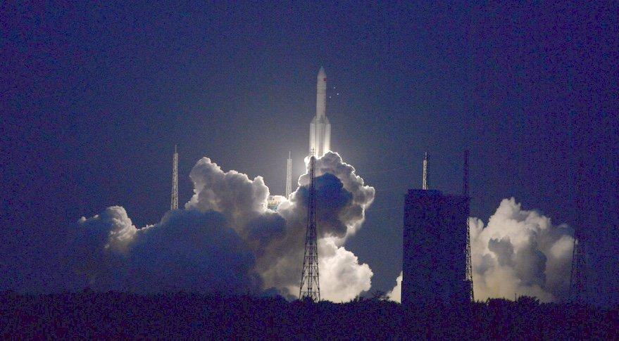 Long March 5 failure to postpone China's lunar exploration program