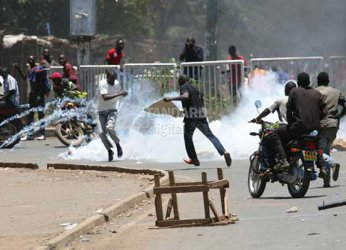 NASA leaders insist demonstrations will go on every Monday and Friday until their demands are met
