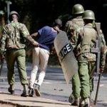 UoN students block roads, demand VC Mbithi's resignation