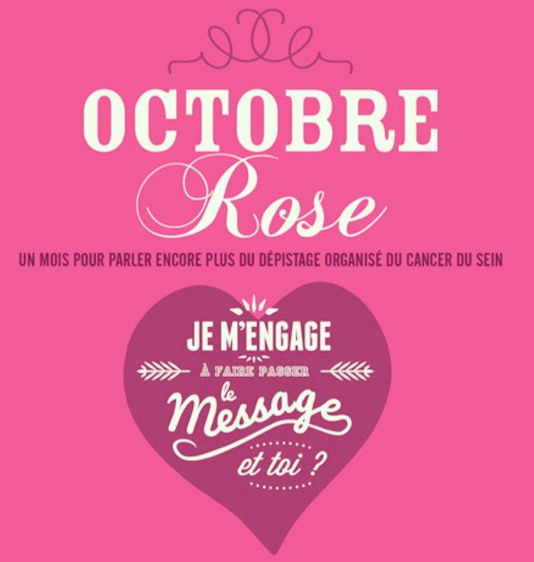 #OctobreRose