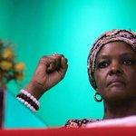 Zimbabwe arrests journalist over Grace Mugabe underwear story