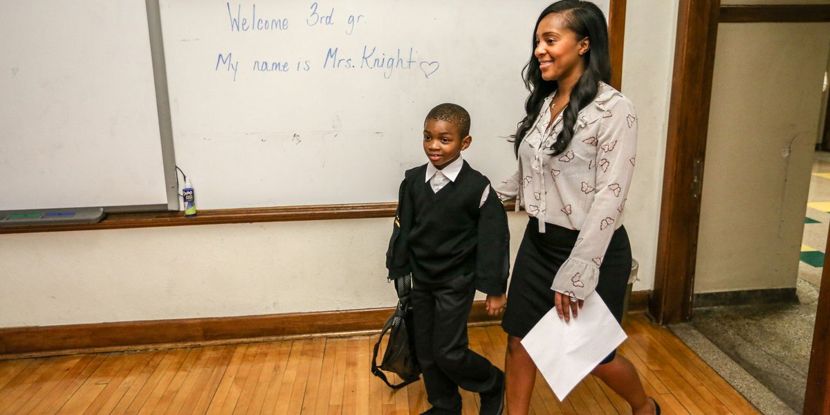 Wednesday is Count Day: It's important to get your kids to school