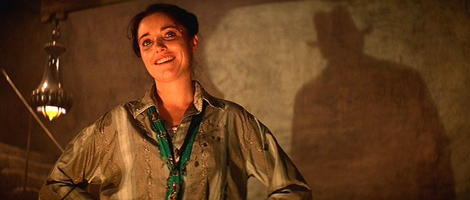 Happy Birthday Karen Allen, 66! Eventually you love people - friends or lovers - because of their flaws.