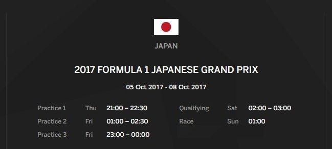 #PastudilloLocutor #F1 #F12017 este fin de semana #JapaneseGP https://t.co/BWADmQpTby