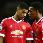 Marcus Rashford has his say on competing for a place against Anthony Martial at Manchester United