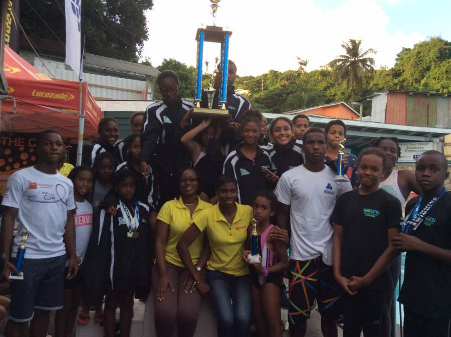 GRENFIN Takes the Title After 4 Days of Exciting Swimming Action