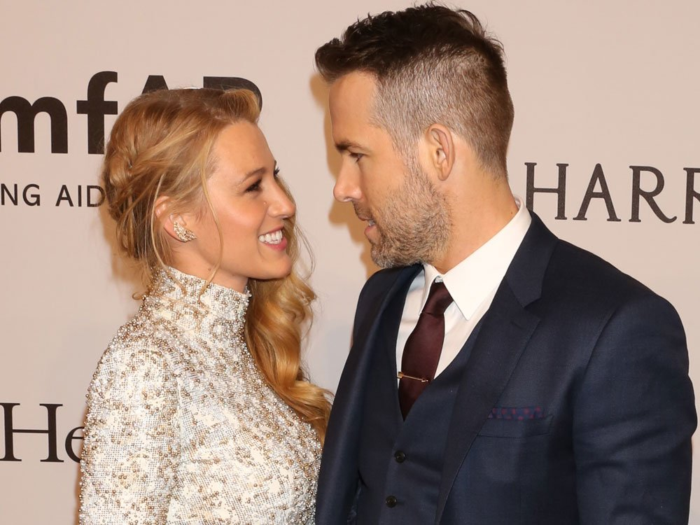 Blake Lively And Ryan Reynolds Are 'Battling To Stay On Track'