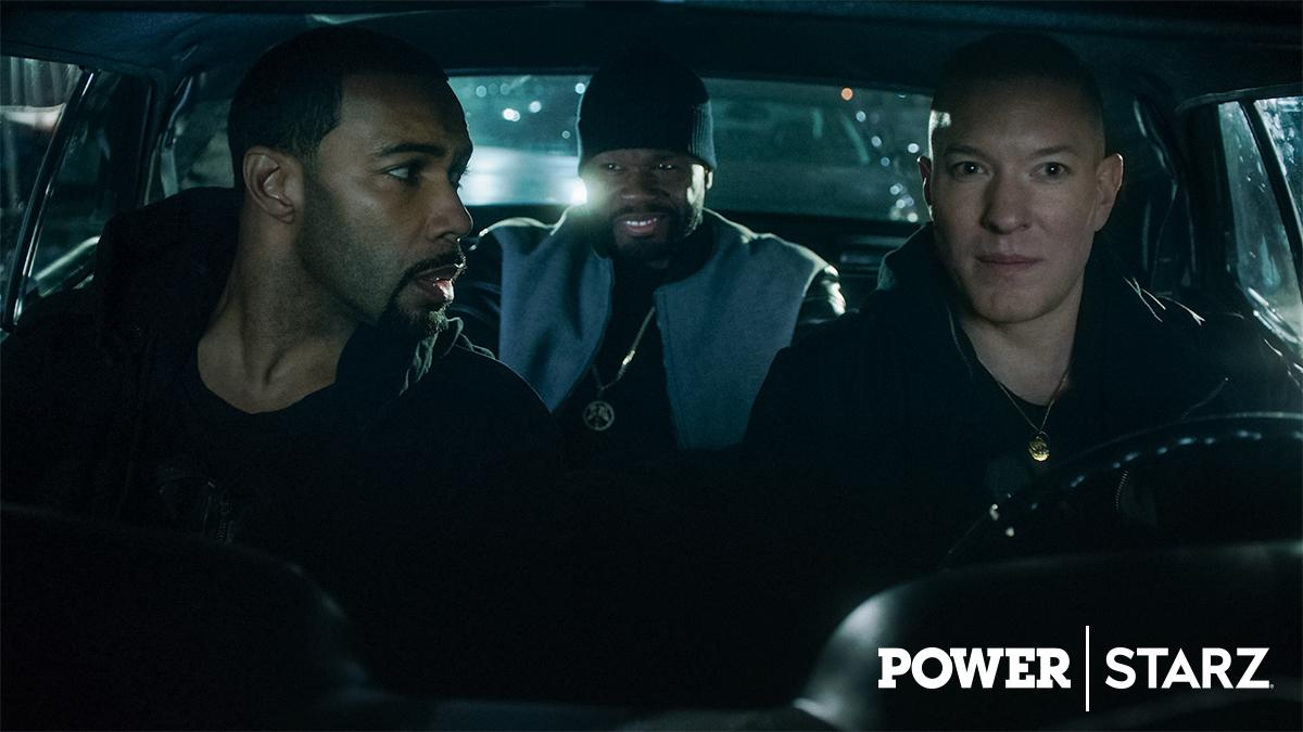 RT @Power_STARZ: They came up together. What's next for them this season? #PowerTV https://t.co/KBdhjTtFRp