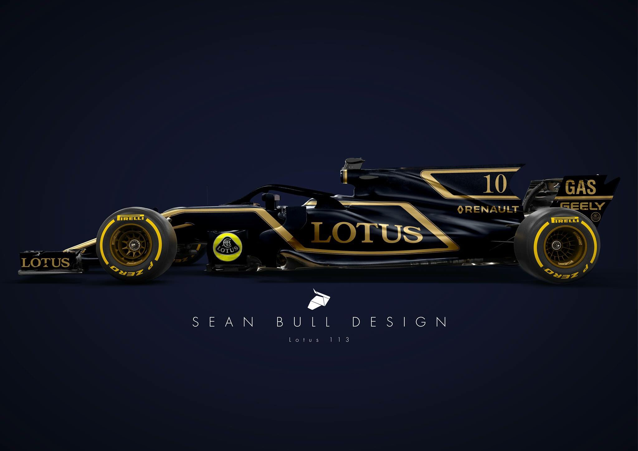 Some @grouplotusplc livery concepts, now owned by geely, could we see another return?   #f1 #lotus #f12017 #gasly https://t.co/LzqCvYhFtr