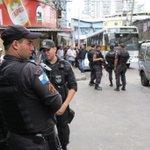 Shooting Erupts in Rio's Rocinha Favela Again Yesterday