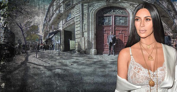 A year ago, Kim Kardashian's life changed forever when she was robbed at gunpoint in Paris: