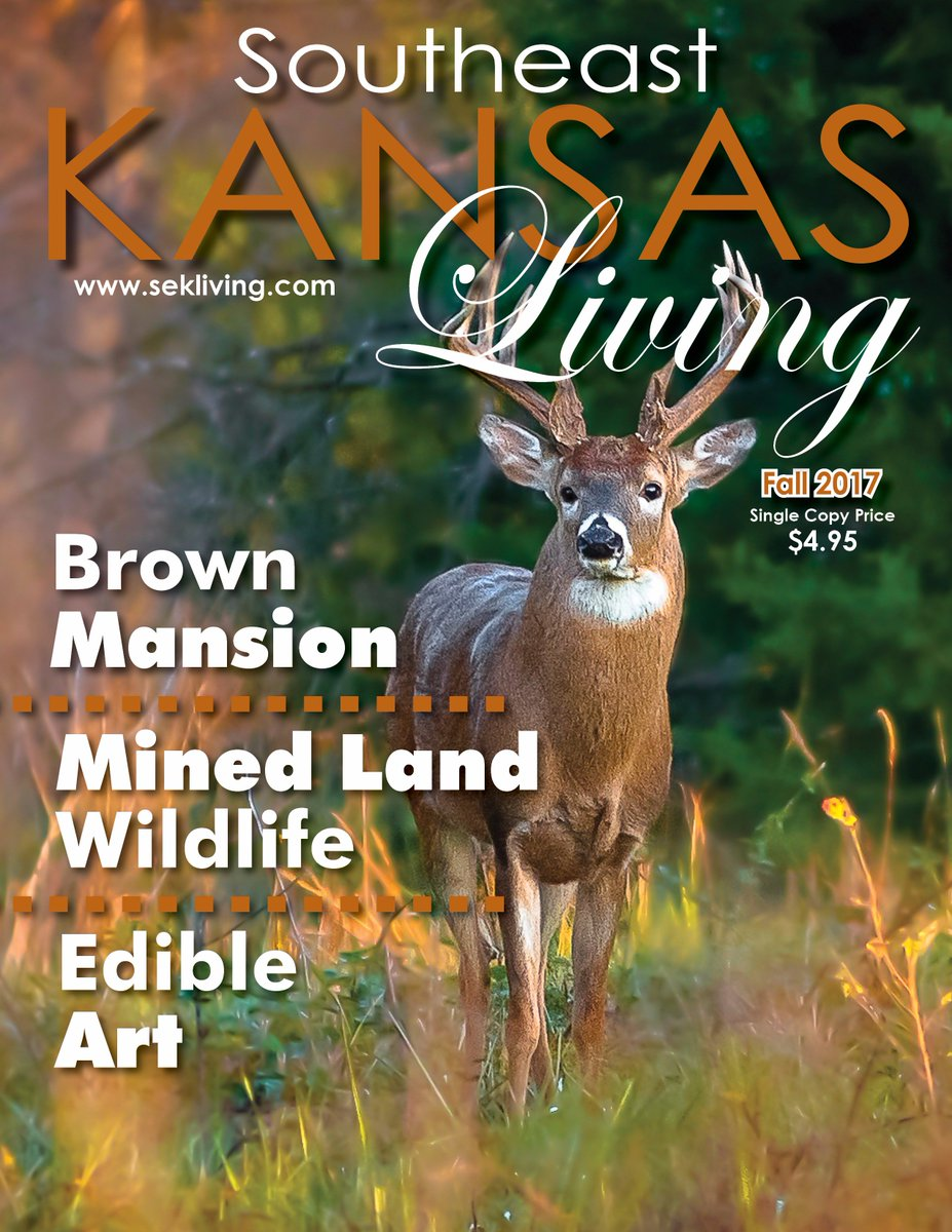 test Twitter Media - Have a story idea? We'd love to hear it! Email us at southeastkansasliving(at)gmail(dot)com. Hope you're enjoying our fall issue! https://t.co/seSXMwy4qj