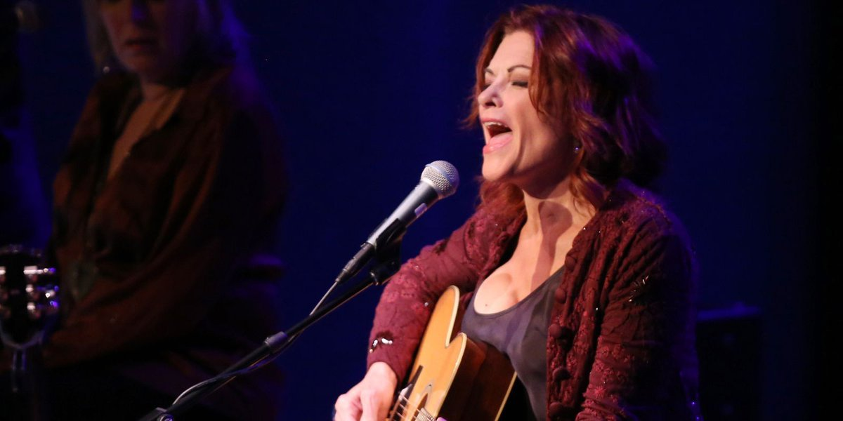 Rosanne Cash: Las Vegas shooting 'can't be met with silence'
