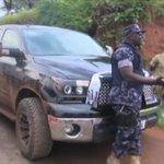 Popular musician turned politician Bobi Wine arrested