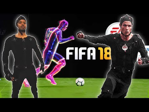 INCREDIBLE | MOTION CAPTURE FOR FIFA 18 ft. DELE ALLI & AKINFENWA https://t.co/fE7v6CaZZL https://t.co/sSpRJqyfVO