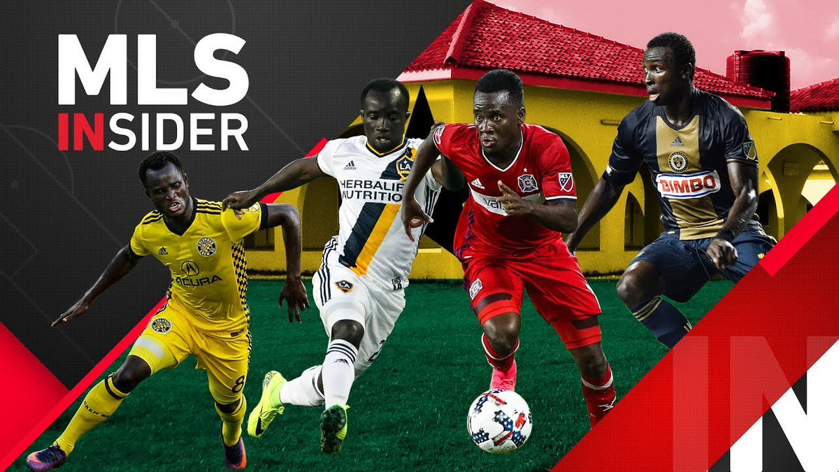Forging Talent at Ghana's Right to Dream Academy | MLS Insider https://t.co/LtDz5NElQO https://t.co/RufBknBfW3