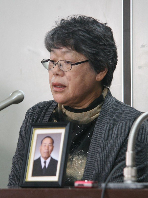Daughter sues TEPCO over father's death from kidney disease after 3.11 disaster