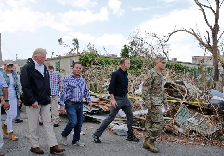 White House to request $29 billion for hurricane relief
