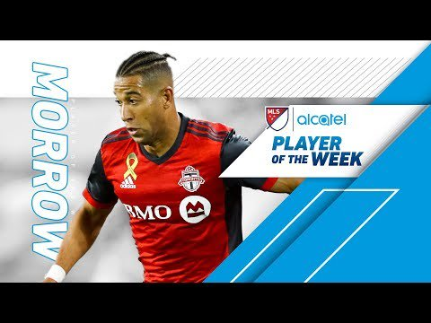 Justin Morrow: Three goals and the shield | Alcatel Player of the Week https://t.co/9FFa6jxHj0 https://t.co/18ZUNjkgEo