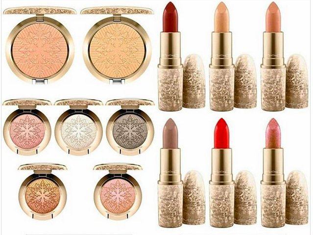 If MAC's Snowball Collection Doesn't Get You Excited For Christmas Nothing Will