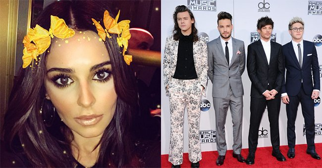 Did Cheryl just throw MAJOR shade at the One Direction boys!?
