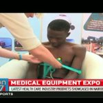 Latest health care industry products showcased in Nairobi