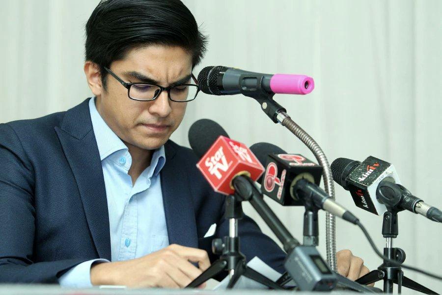 Syed Saddiq's scholarship offer questionable
