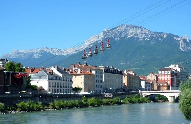 #Grenoble