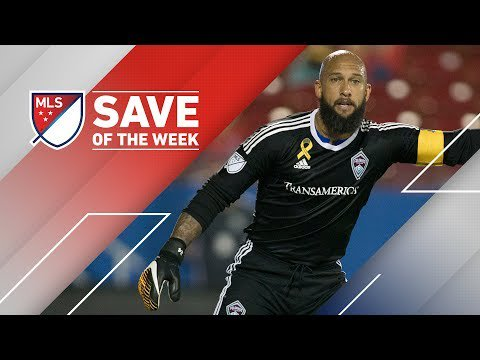 Week 30 | MLS Save of the Week https://t.co/d5Xabtn80A https://t.co/Vea3VEz7Ks