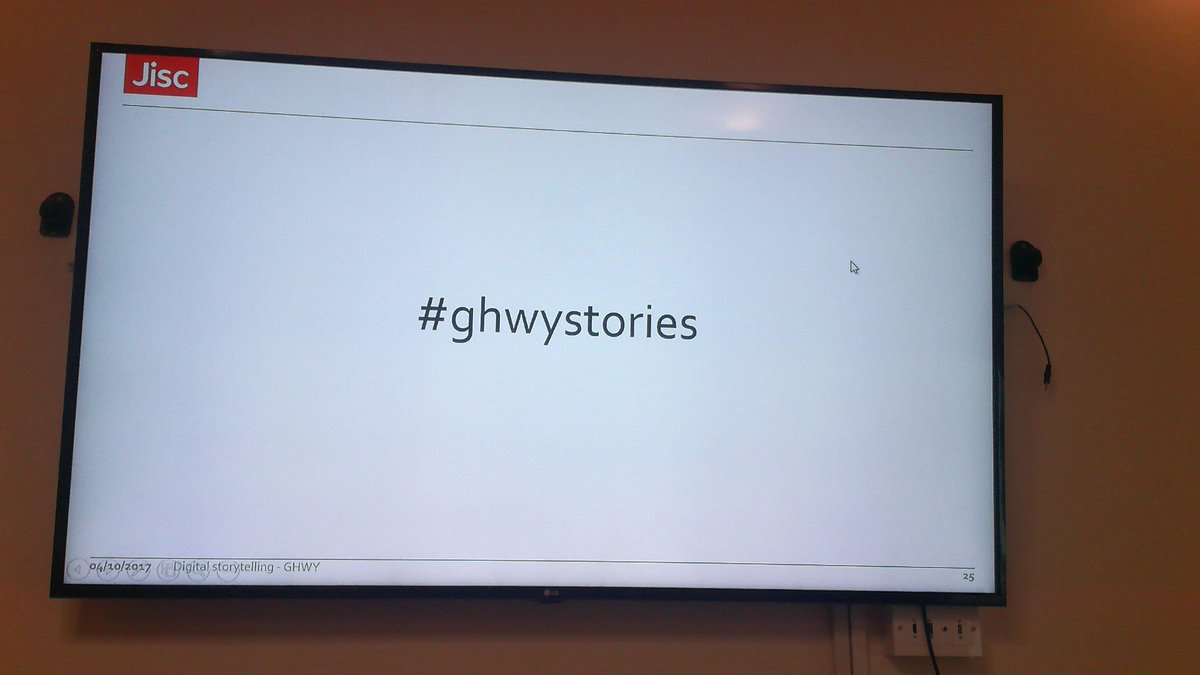 test Twitter Media - Great to be taking part in our Digital Story telling workshop!  Some create ideas to think about to share and tell stories #ghwystories https://t.co/nuQx6zHiAV