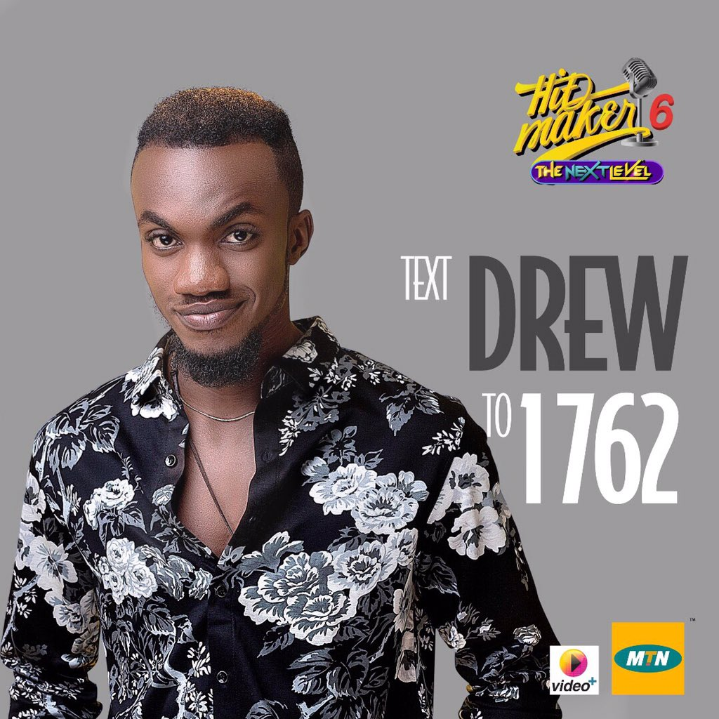 RT @mrdrewofficial: Lets Win this 🔥💦 #hitmaker6 #teamdrew https://t.co/9Dj0il0MMn