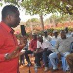 I don't want to be Coast kingpin, give me votes for Uhuru - CS Kazungu