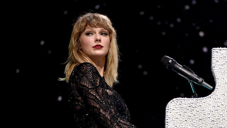 MTV EMAs: Taylor Swift Leads Nominations