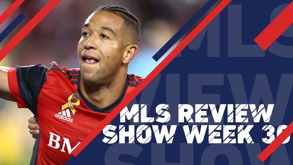 Toronto Clinch Supporters' Shield |MLS Review, Week 30 https://t.co/m7KtL2es7s https://t.co/vGX8ESFM4i