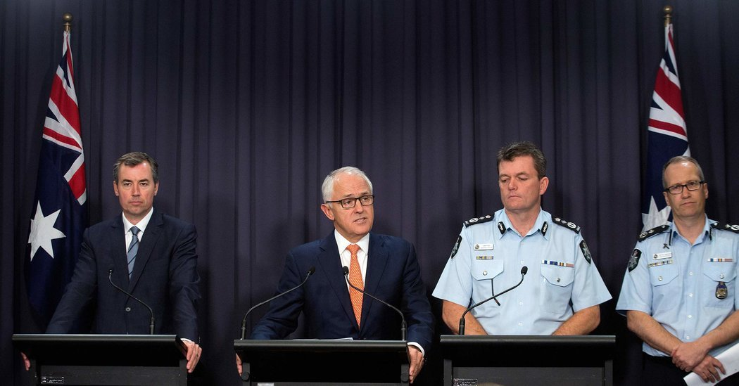 Australia Pressing for More Facial Recognition in Terror Fight