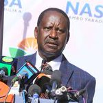 "Raila Odinga, ""Some Jubilee leaders should be hospitalised at Mathare Mental Health Hospital"""