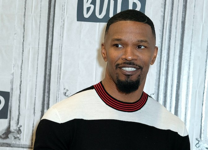 "THR's review of WhiteFamous: ""Producer Jamie Foxx's cameo upstages his star"""