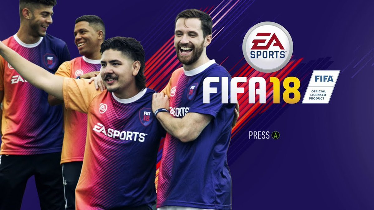 EA SPORTS FIFA 18 Real-Life Skill Games | Ep.7 Spencer & Castro v Mavric & Wolfy https://t.co/9l3T7xF7Kn https://t.co/nIAW4exgo4