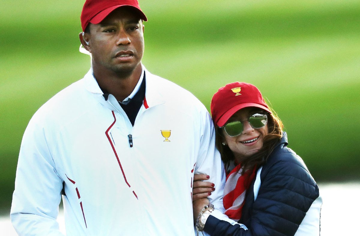 Sugar Daddy? Tiger Woods' New Girlfriend's Secret Money Troubles Exposed In Lawsuits