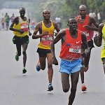 Nairobi marathon postponed due to political tension