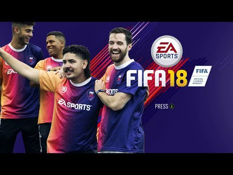 EA SPORTS FIFA 18 Real-Life Skill Games | Ep.7 Spencer & Castro v Mavric & Wolfy https://t.co/hGzg4PmL8M https://t.co/2RinD8H6NM